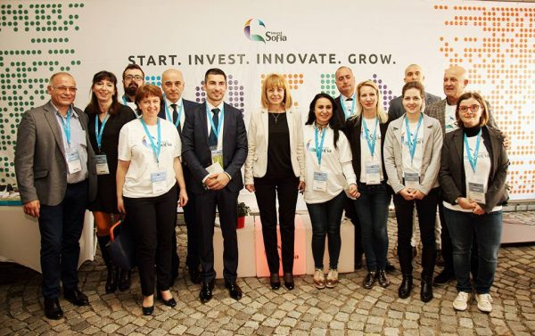 Invest in Sofia at Webit.Festival Europe'17