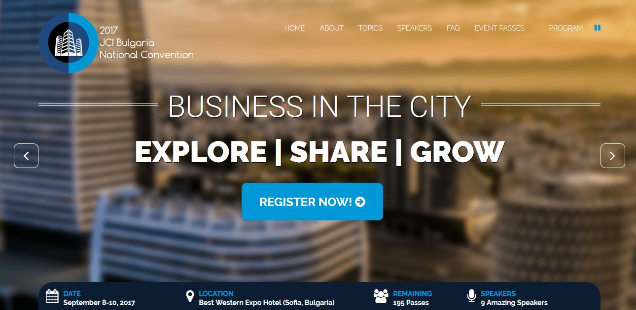 Business-In-The-City-Conference-JCI-Bulgaria