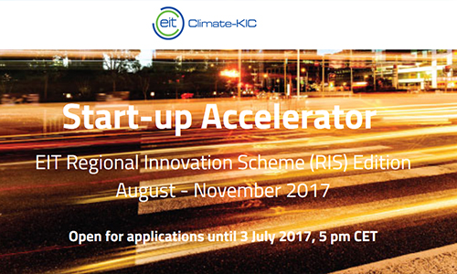 Climate-KIC Accelerator Bulgaria Is Open for Applications by Cleantech Startups