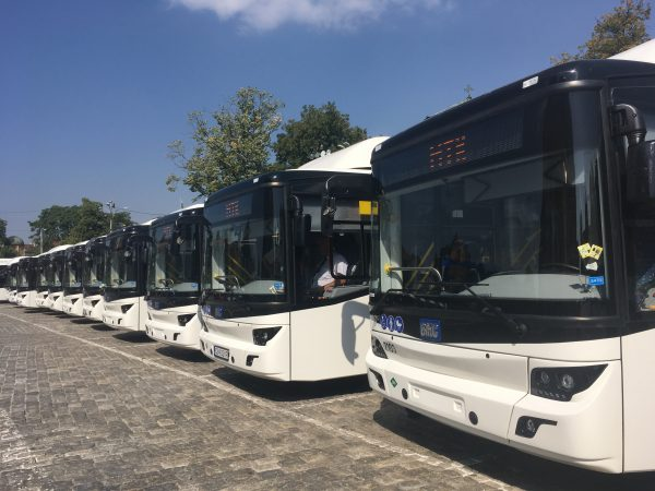 New Buses for Sofia Public Transport