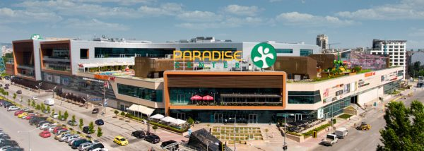 NEPI Rockcastle acquires Sofia's Paradise Center EUR 252.9 mln - a Record High Price for a Real Estate in Bulgaria