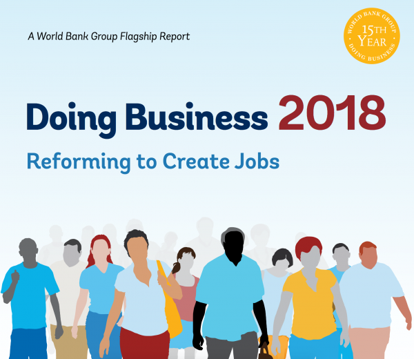 Bulgaria Ranks 50th in World Bank's Ease of Doing Business 2016 Report