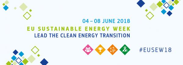 EUSEW отправя покана за участие в Конференцията за енергината политика на ЕС 2018