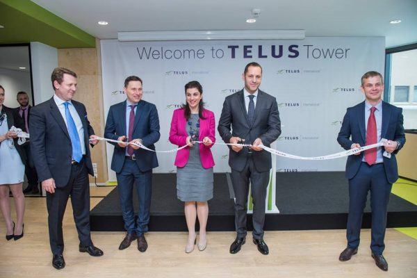 TELUS International Plans to Add 2,000 Employees by 2020