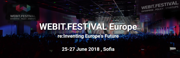 WEBIT.Festival Europe 2018 in Search of Volunteers for the Program This Year