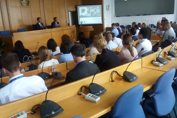 Бюджетната комисия към Съвета на ЕС на работна среща в Столична община