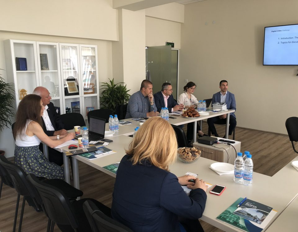 DCC Vision and Ambition Sofia2