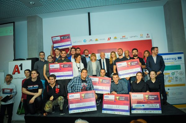 30 Teams from 9 Balkan Countries Participate in the First Balkan Hackathon