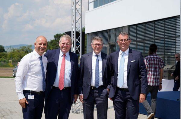 Германският холдинг Multivac откри нов завод в Индустриална зона Божурище с инвестиция от 18.8 милиона евро