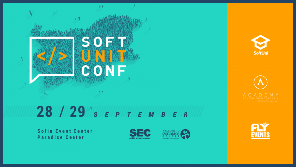 Soft Unit Conference reveals opportunities for career growth in the Bulgarian technology sector
