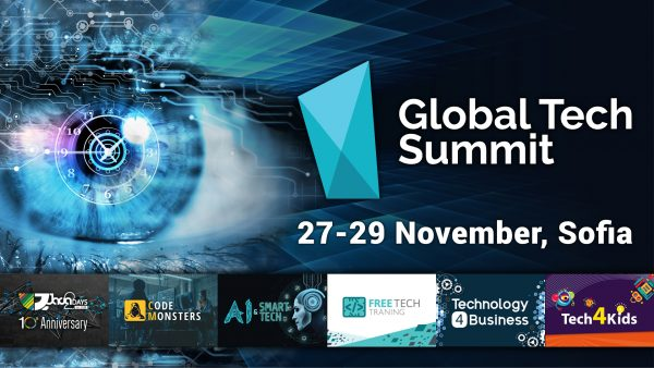The forthcoming edition of Global Tech Summit – the leading technological forum in Eastern Europe