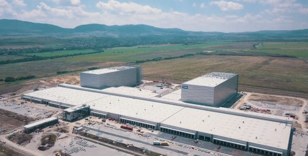 JYSK's Distribution Center near Sofia to be the Tallest in Bulgaria
