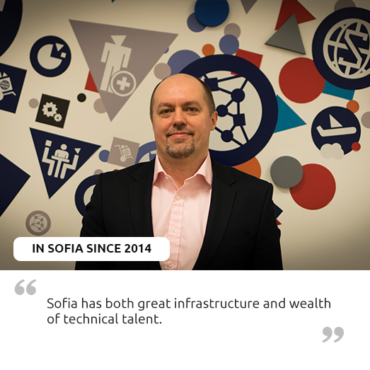 """Why Sofia?"" with Aleksey Rubtsov, Managing Director at Luxoft Bulgaria"