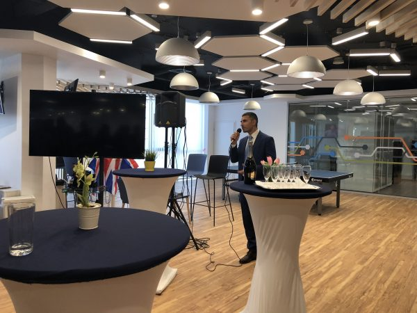 Ocado Officially Opened Its New Office in Sofia