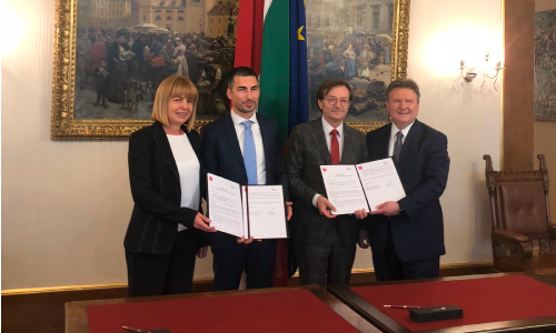 Sofia and Vienna Enter Agreement to Support Start-ups