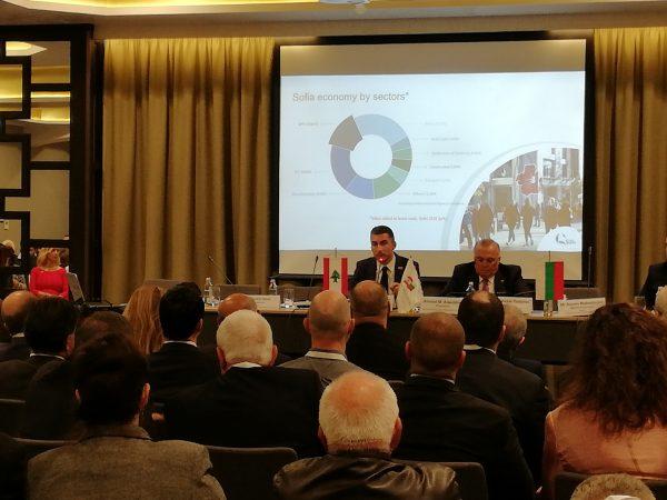 СОАПИ представи инвестиционната среда в София на Втория ливано-български бизнес форум