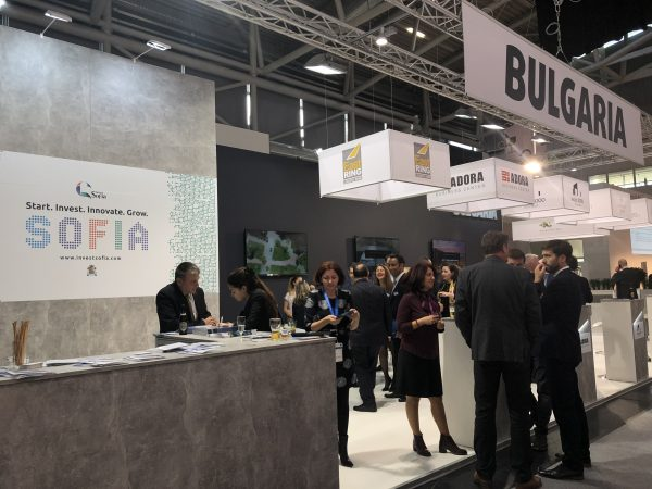Sofia Becomes the First City to Present Bulgaria at Messe München after Participating at EXPO REAL