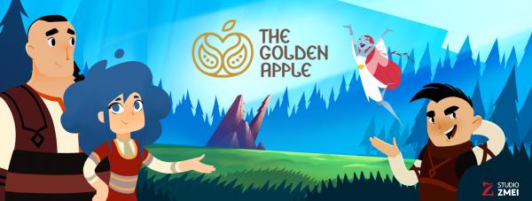 """Чакането свърши – пилотният епизод на анимационния сериал """"Златната ябълка"""" е готов!"""