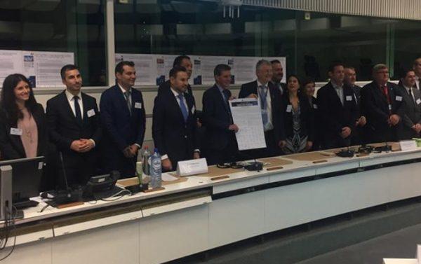 София подписа Декларация за сътрудничество за цифрова трансформация и интелигентен растеж на среща на градовете в програмата Digital Cities Challenge