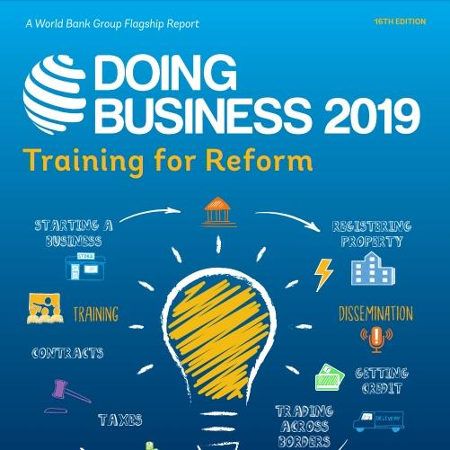 България е на 59-то място в класацията Doing Business на Световната Банка