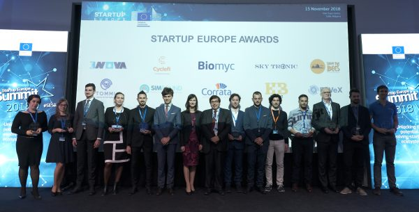 Две български компании отличени сред най-добрите в Европа
