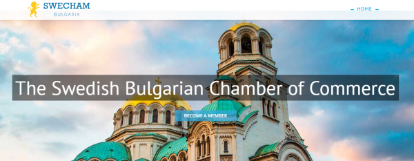 Official Launch of the Swedish-Bulgarian Chamber of Commerce