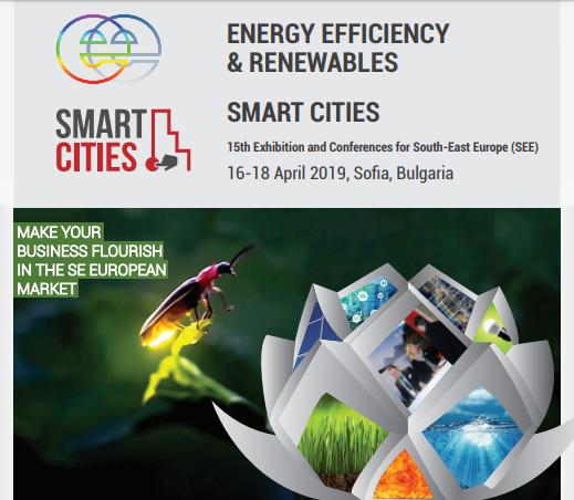 15th South-East European Exhibitions & Conferences on Smart Cities, EE&RES and Save the Planet
