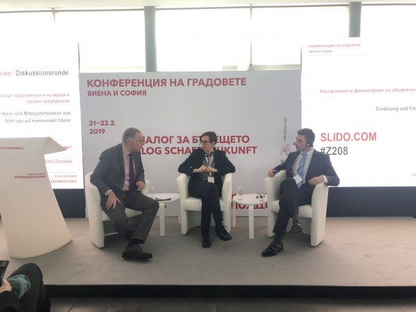 Experts from Vienna and Sofia Discussed the Future of Smart Cities During the Conference of the Cities of Vienna and Sofia