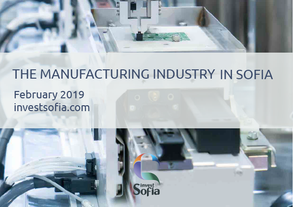 Sofia Investment Agency Just Published the Report on the Manufacturing Industry in Sofia