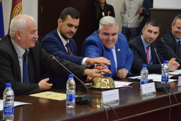 """Sofia Investment Agency Takes Part in Student Scientific Conference """"Contemporary Concepts of the Development of Smart Cities"""""""