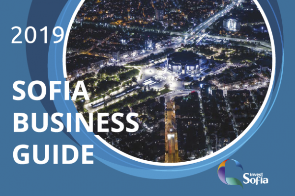 The New Sofia Business Guide 2019 Now Available for Download