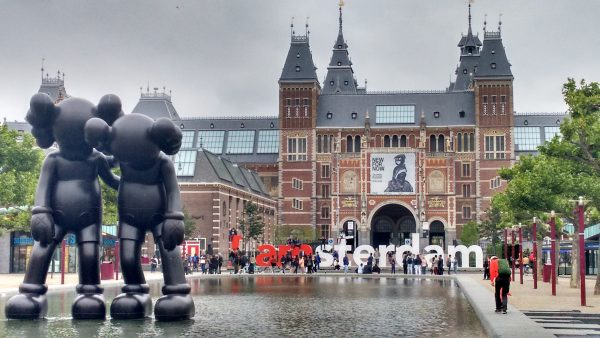 Study Trip to Amsterdam - One of the Mentor Cities in the Digital Cities Challenge Project