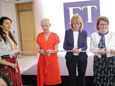 Financial Times откри офиса си в София