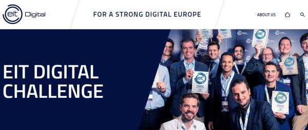 Започна кандидатстването за EIT Digital Challenge 2019
