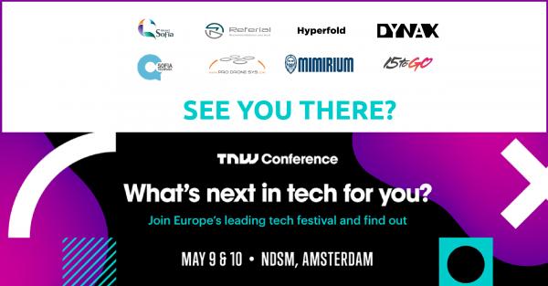 СОАПИ се включва във фестивала TNW2019 в Амстердам по покана на организаторите