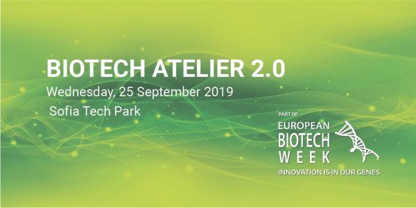 СОАПИ се включва в BIOTECH ATELIER 2.0 - форумът без аналог в биотех екосистемата у нас
