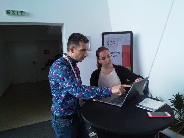 Посланици на София: Ариана Кодемо