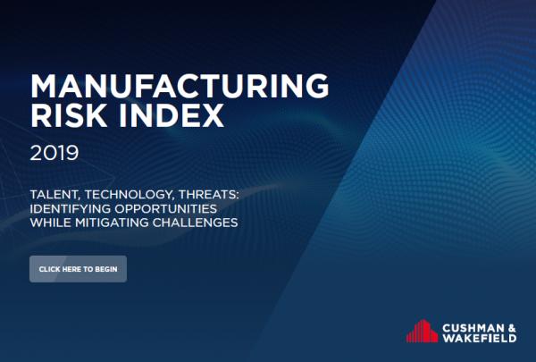 България с позиция нагоре в класацията Manufacturing Risk Index 2019