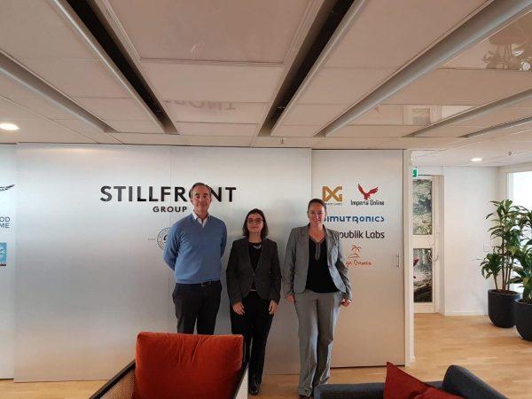 СОАПИ на срещи в Стокхолм за възможни сътрудничества с шведската столица