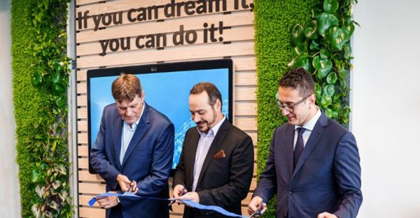Bulpos откри център за иновации в офиса си в София