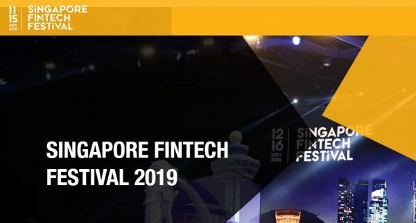 Покана за участие в Singapore Fintech Festival 2019