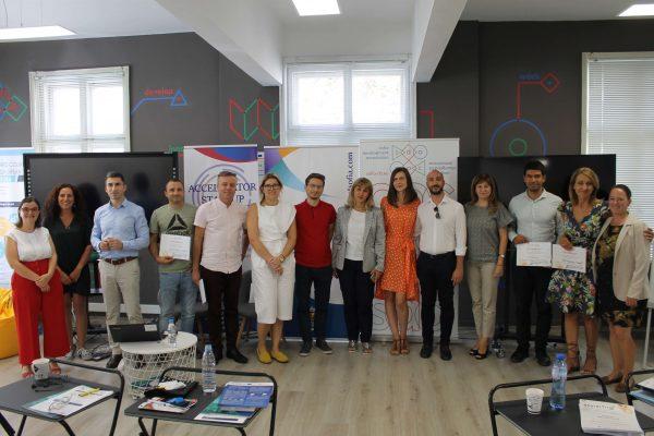 Интензивни два дни за компаниите и менторите в 'Акселератор Стартъп София'