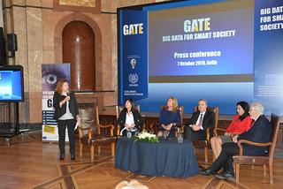Стартира проектът GATE за изграждане на Център за върхови постижения в областта на големите данни и изкуствения интелект към Софийския университет