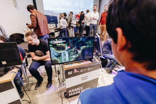 Участвахме във второто издание на Sofia Game Night