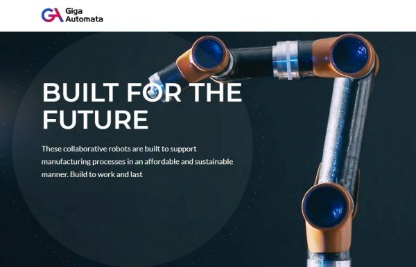 Giga Automata Launches the First Fully Bulgarian Collaborative Robot