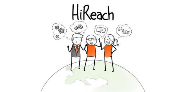 Кандидатствайте за акселераторската програма HiReach Startup Lab