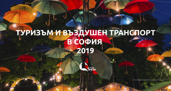 Vladimir Danailov's Interview with BNR on Our Third Annual 'Sofia Tourism and Air Transport Market Report' 2019