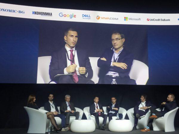 Дигитализацията повишава производителността, подобрява услугите за гражданите и бизнеса и подпомага вземането на решения, базирани на данни