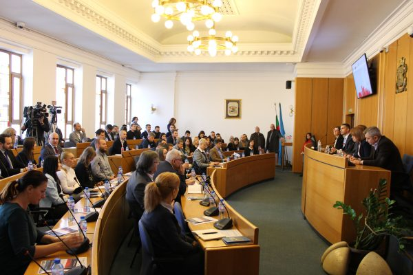 The European Investment Bank to Support the Implementation of the Digital Transformation Strategy for Sofia