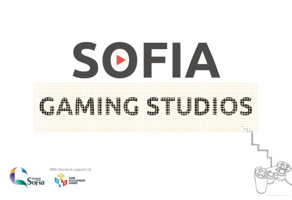 First Industry Matrix by Sofia Investment Agency: Sofia Gaming Studios
